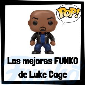 Los mejores FUNKO POP de Luke Cage - Funko POP de The Defenders - Funko POP de personajes de Marvel
