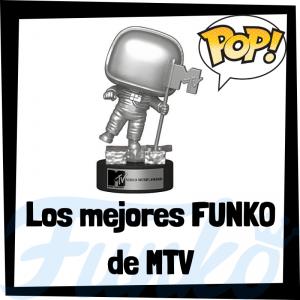 Los mejores FUNKO POP de MTV - Funko POP de marcas y anuncios de televisión