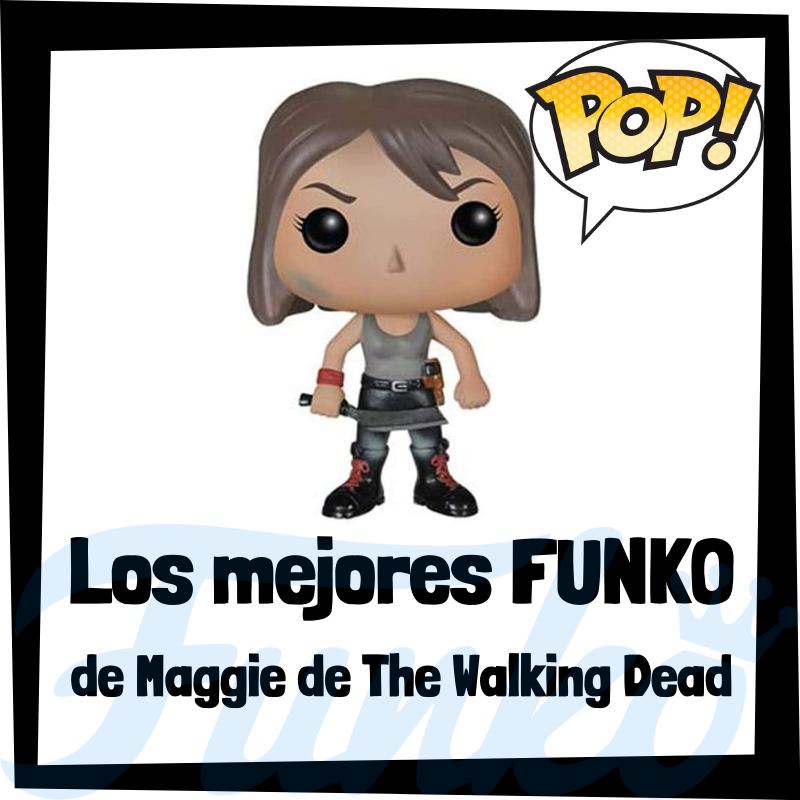 Los mejores FUNKO POP de Maggie de The Walking Dead