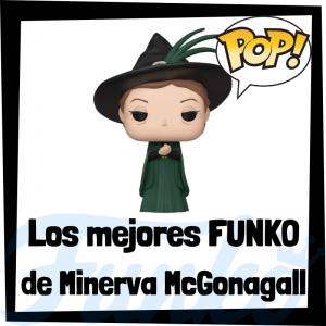 Los mejores FUNKO POP de Minerva McGonagall de Harry Potter - muñecos FUNKO POP de Harry Potter