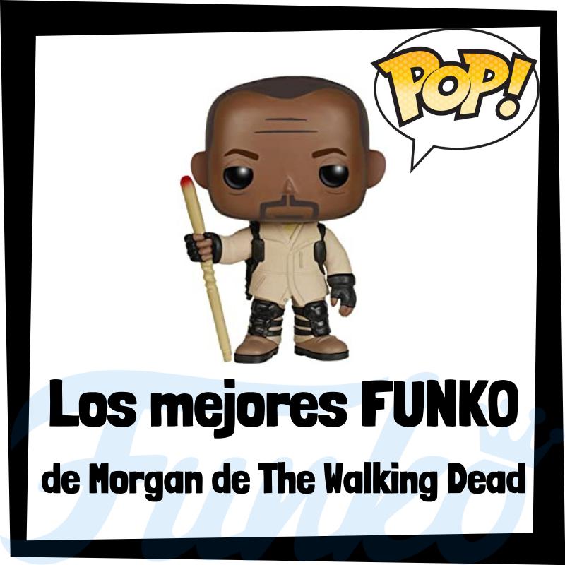 Los mejores FUNKO POP de Morgan de The Walking Dead