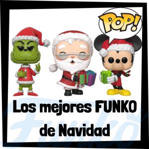 Los mejores FUNKO POP de Navidad - Funko POP navideños - Figuras FUNKO POP Christmas Holiday