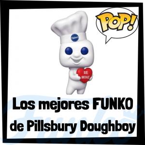 Los mejores FUNKO POP de Pillsbury Doughboy - Funko POP de marcas y anuncios de televisión