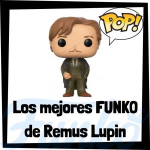 Los mejores FUNKO POP de Remus Lupin de Harry Potter - muñecos FUNKO POP de Harry Potter