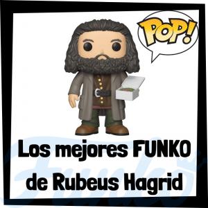 Los mejores FUNKO POP de Rubeus Hagrid de Harry Potter - muñecos FUNKO POP de Harry Potter