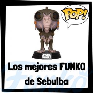 Los mejores FUNKO POP de Sebulba - Los mejores FUNKO POP de Star Wars - Los mejores FUNKO POP de las Guerra de las Galaxias
