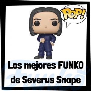 Los mejores FUNKO POP de Severus Snape de Harry Potter - muñecos FUNKO POP de Harry Potter
