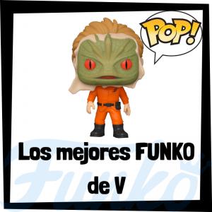 Los mejores FUNKO POP de V - Los mejores FUNKO POP de personajes de V - Funko POP de series de televisión