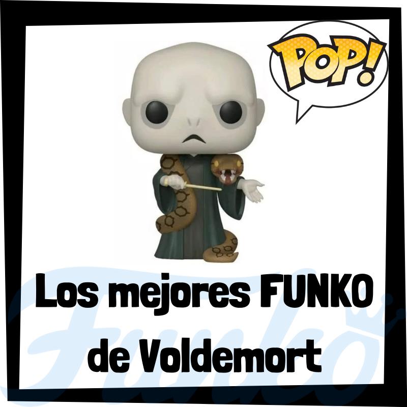 Los mejores FUNKO POP de Lord Voldemort