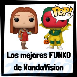 Los mejores FUNKO POP de WandaVision - Los mejores FUNKO POP de personajes de WandaVision - Funko POP de series de televisión - Los mejores FUNKO POP de los Vengadores de Marvel