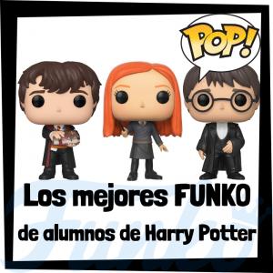 Los mejores FUNKO POP de alumnos de Harry Potter - muñecos FUNKO POP de Harry Potter