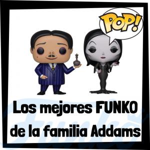 Los mejores FUNKO POP de la familia Addams animada - muñecos FUNKO POP de películas de animación