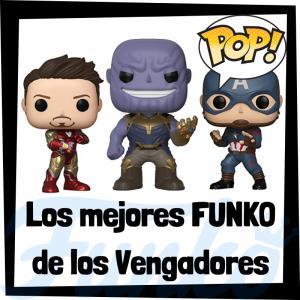 Los mejores FUNKO POP de los Vengadores de Marvel - Los mejores FUNKO POP de grupos de Marvel - Los mejores FUNKO POP de Marvel
