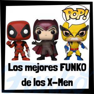 Los mejores FUNKO POP de los X-Men de Marvel - Los mejores FUNKO POP de grupos de Marvel - Los mejores FUNKO POP de los mutantes de Marvel