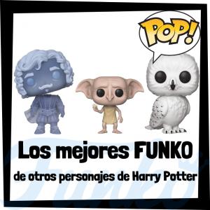 Los mejores FUNKO POP de otros personajes de Harry Potter - muñecos FUNKO POP de Harry Potter