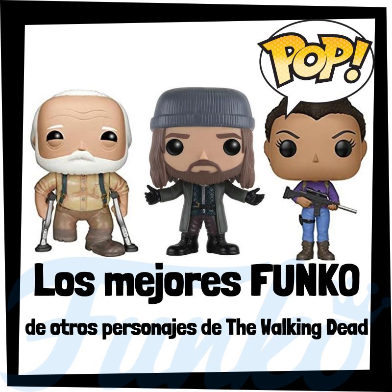 Los mejores FUNKO POP de otros personajes de The Walking Dead