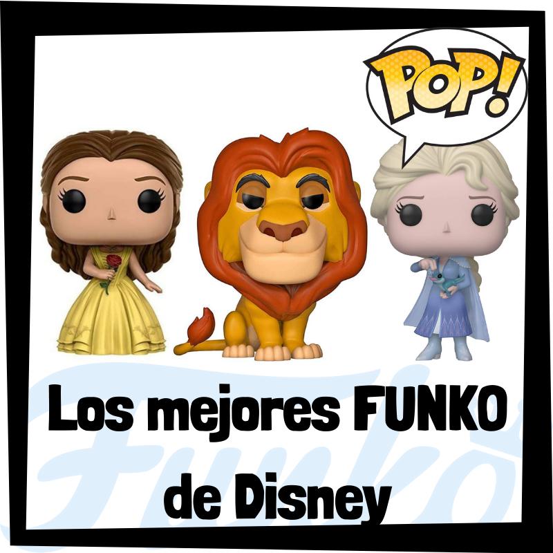 Los mejores FUNKO POP de Disney