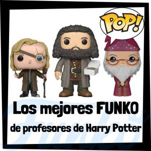 Los mejores FUNKO POP de profesores de Harry Potter - muñecos FUNKO POP de Harry Potter