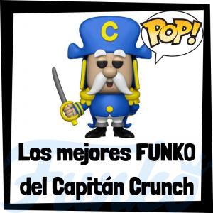Los mejores FUNKO POP del Capitán Crunch - Funko POP de marcas y anuncios de televisión