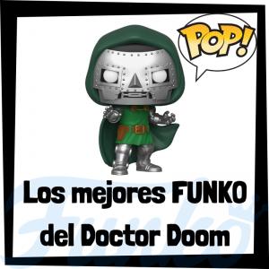 Los mejores FUNKO POP del Doctor Doom de los 4 fantásticos - Funko POP de personajes de Marvel