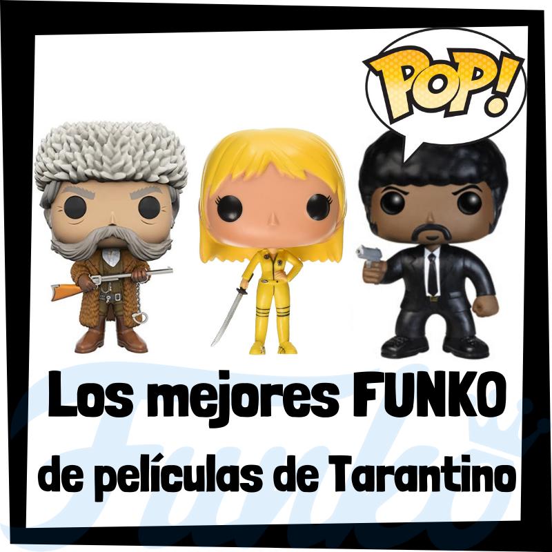 Los mejores FUNKO POP de películas de Tarantino