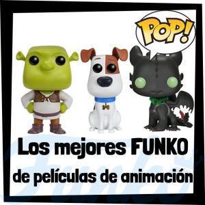 Los mejores FUNKO de películas de dibujos animados - FUNKO POP de personajes de películas de animación de cine - Los mejores FUNKO POP de Cine