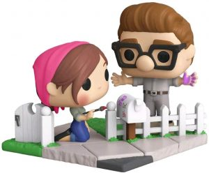 FUNKO POP de Carl and Ellie de UP Moments - Los mejores FUNKO POP de UP - FUNKO POP de Disney Pixar