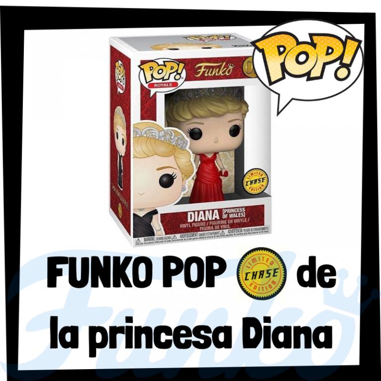 Lee más sobre el artículo FUNKO POP Chase de la princesa Diana