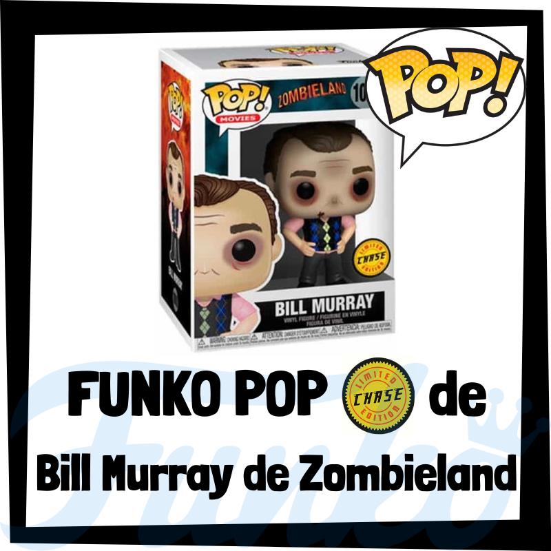 FUNKO POP Chase de Bill Murray de Zombieland