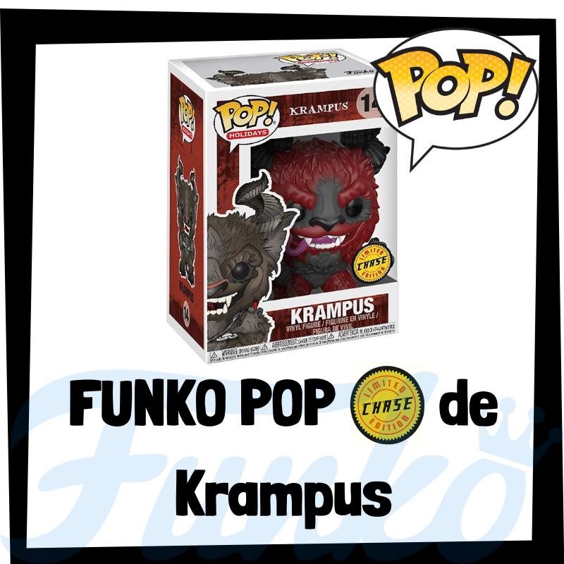 FUNKO POP Chase de Krampus
