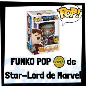 FUNKO POP Chase de Star-Lord de Marvel