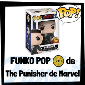 FUNKO POP Chase de Punisher de Marvel