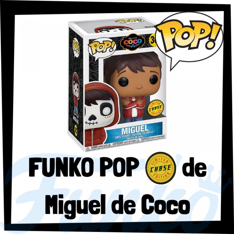 Lee más sobre el artículo FUNKO POP Chase de Miguel de Coco
