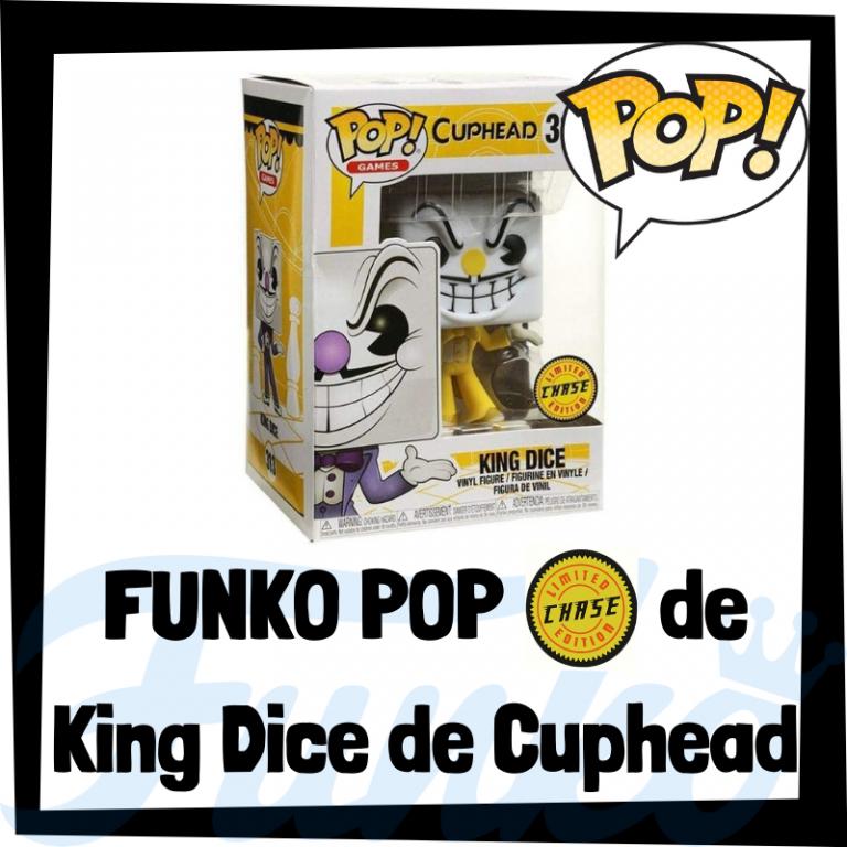 Lee más sobre el artículo FUNKO POP Chase de King Dice de Cuphead