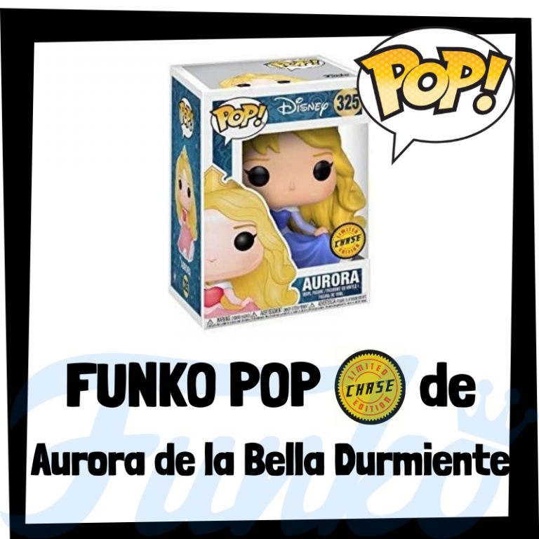 Lee más sobre el artículo FUNKO POP Chase de Aurora de la Bella Durmiente