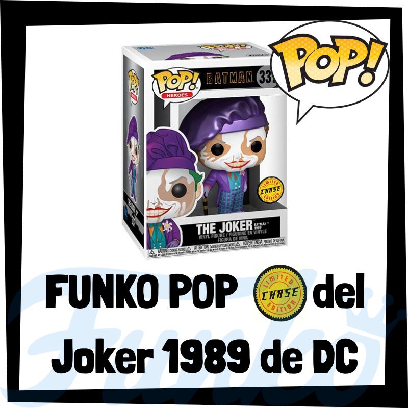 FUNKO POP Chase del Joker de 1989 de DC