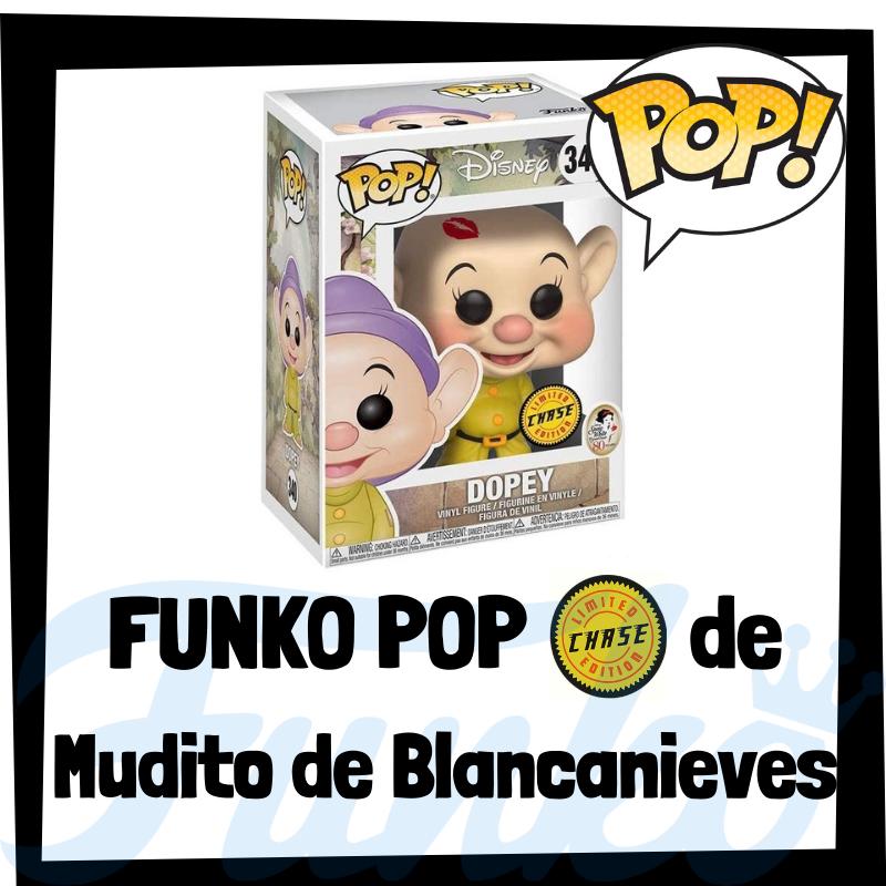 FUNKO POP Chase de Mudito de Blancanieves