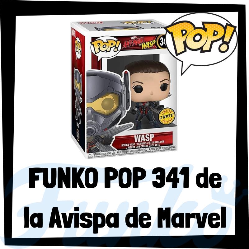 FUNKO POP Chase de la Avispa de Marvel