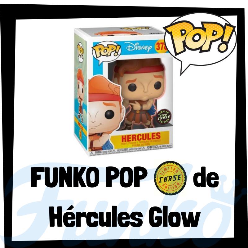 FUNKO POP Chase de Hércules Glow
