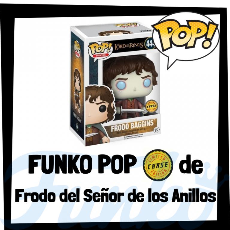 Lee más sobre el artículo FUNKO POP Chase de Frodo del Señor de los Anillos