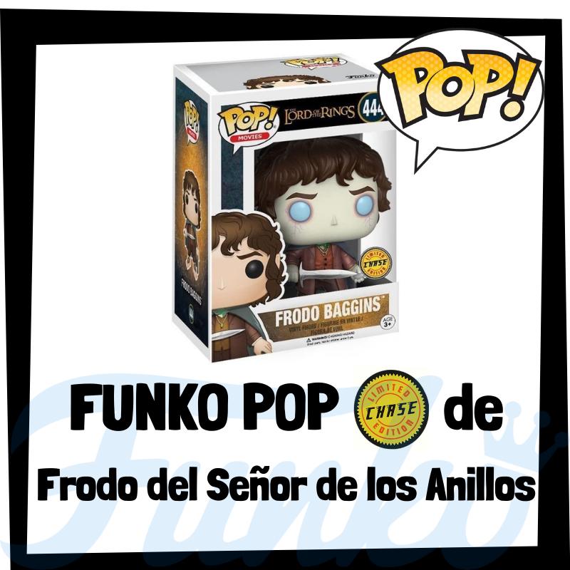 FUNKO POP Chase de Frodo del Señor de los Anillos