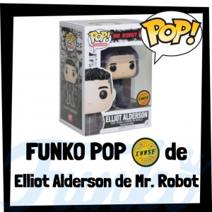 FUNKO POP Chase de Elliot Anderson de Mr. Robot