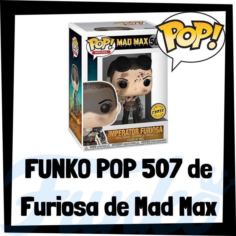 FUNKO POP Chase de Furiosa de Mad Max