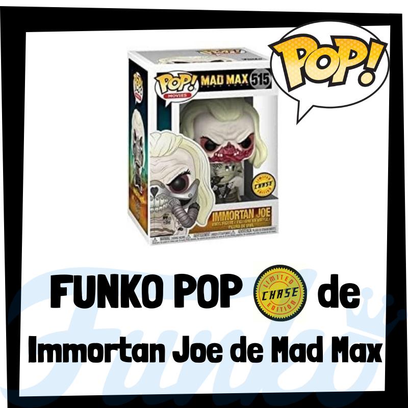 FUNKO POP Chase de Immortan Joe de Mad Max