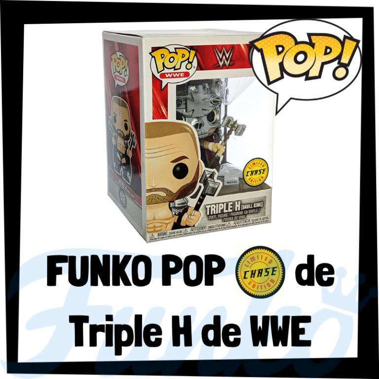Lee más sobre el artículo FUNKO POP Chase de Triple H de WWE