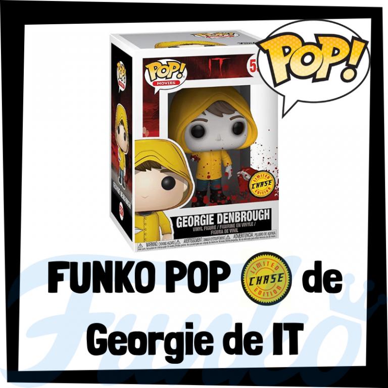 Lee más sobre el artículo FUNKO POP Chase de Georgie Denbrough de IT