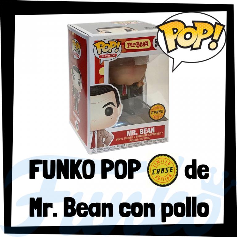 Lee más sobre el artículo FUNKO POP Chase de Mr. Bean con pollo