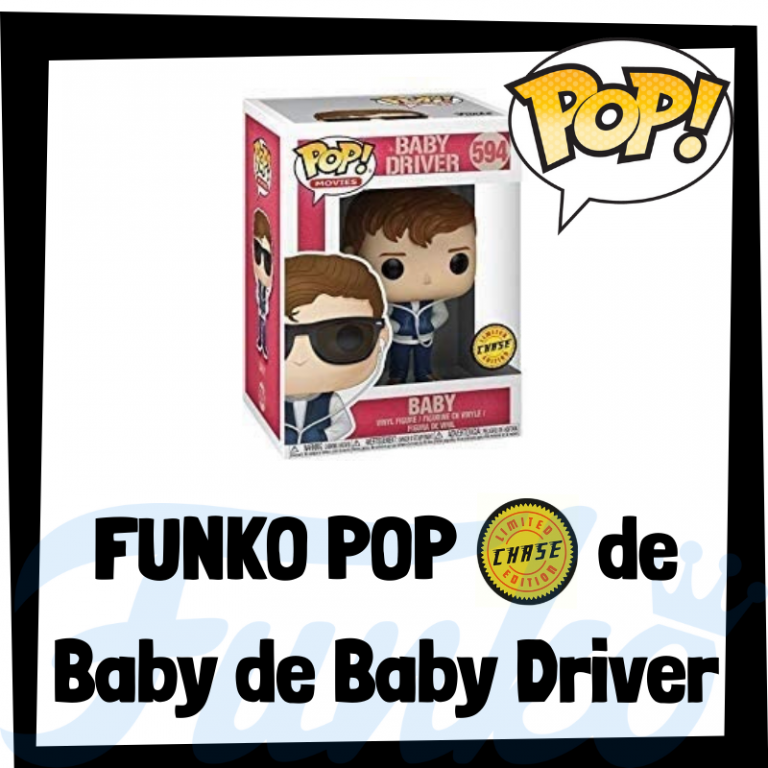 Lee más sobre el artículo FUNKO POP Chase de Baby de Baby Driver