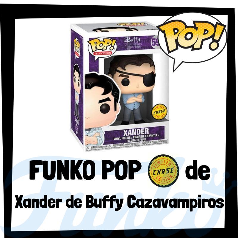 FUNKO POP Chase de Xander de Buffy Cazavampiros