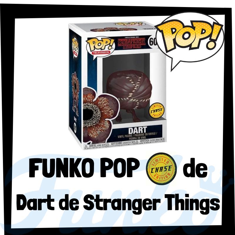 FUNKO POP Chase de Dart de Stranger Things